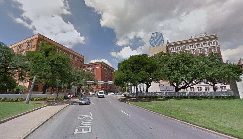 La Plaza Dealey está ubicada en Dallas, en el estado de Texas (Google Maps)