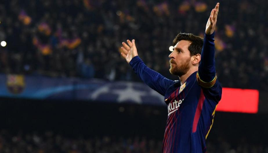 Lionel Messi es halagado por representante del AS Roma, próximo rival del Barcelona en Champions League | Fotos: Getty Images