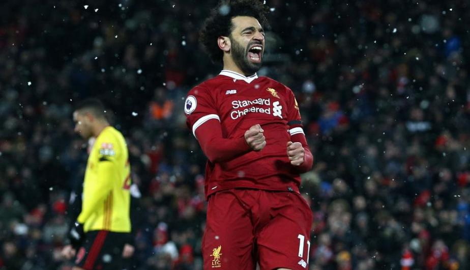Mohamed Salah – Liverpool (56 puntos – 28 goles) | Fotos: Getty Images