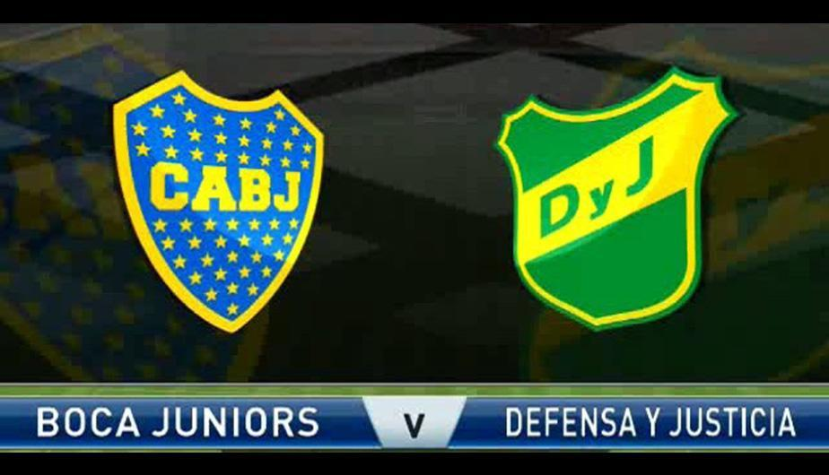 Boca Juniors vs Defensa y Justicia juegaron este sábado 7 de abril por la Superliga argentina. (Foto: facebook)