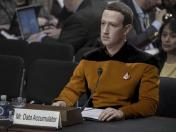 Facebook: divertidos memes sobre audiencias de Mark Zuckerberg
