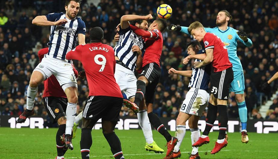 Fútbol en vivo: Manchester United vs West Bromwich, Premier League 2018