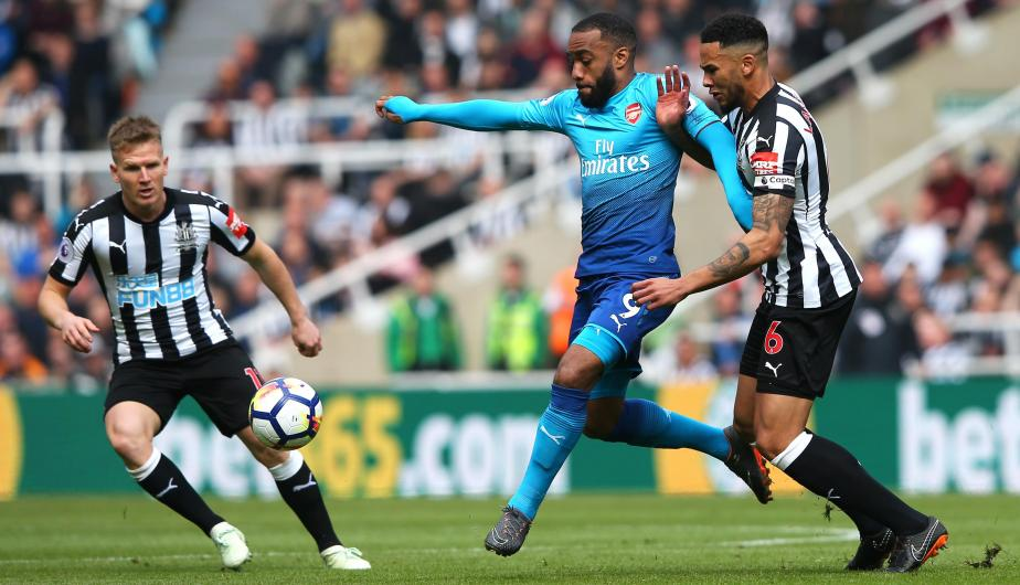 Así fue la derrota del Arsenal a manos del Newcastle en Saint James Park. | Foto: Getty Images