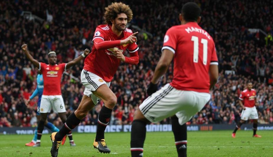 Manchester United venció 2-1 a Arsenal en la fecha 36 de la Premier League | Foto: Getty Images
