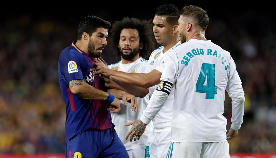 Barcelona y Real Madrid se enfrentaron en el Camp Nou por LaLiga Santander. | Foto: Getty Images