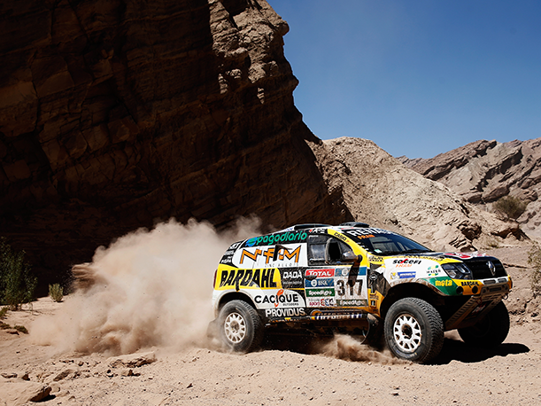 Renault Duster Team no será parte del Rally Dakar 2019