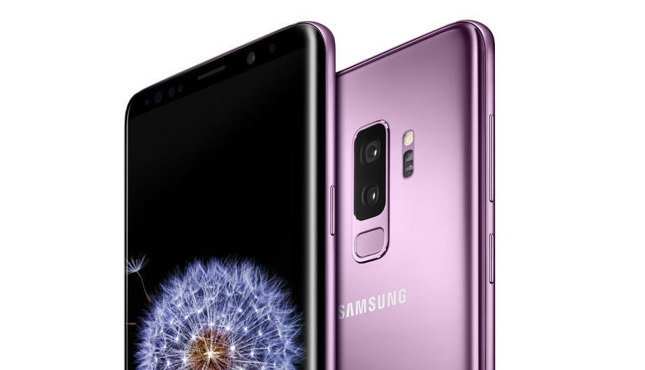 Samsung Galaxy S9+. (Foto: Captura)