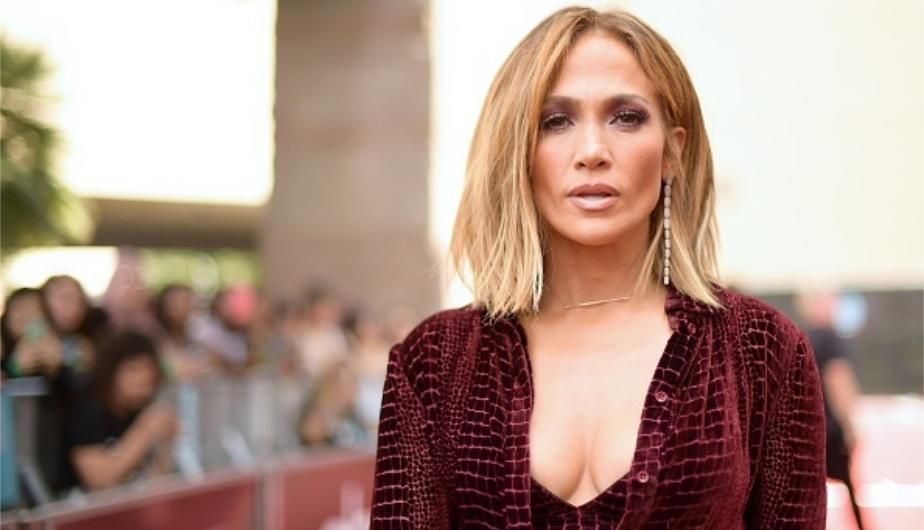 Así se presentó Jennifer Lopez a los Billboard Music Awards 2018. (Foto: GettyImages)