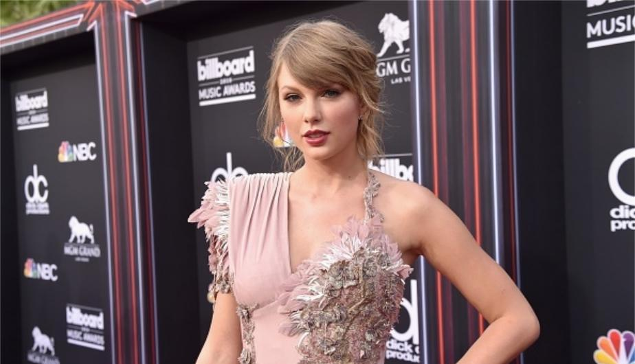 "Taylor Swift obtuvo dos galardones en las categorias ""Top Artista Femenina"" y ""Top Álbum en Ventas"".(Foto: GettyImages)"