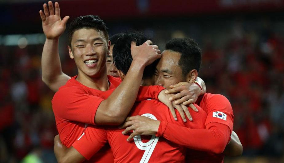 Corea del Sur, en su recta preparatoria hacia Rusia 2018, se impuso por 2-0 ante Honduras | Fotos: Getty Images