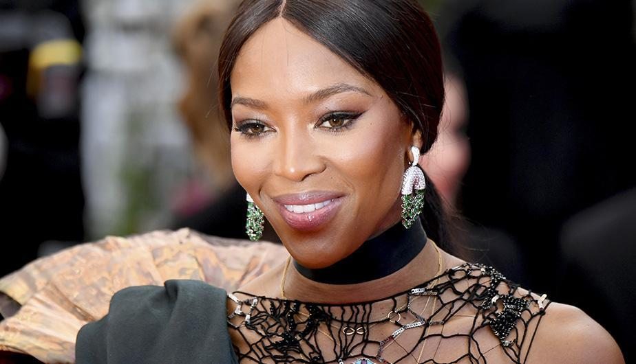 Naomi Campbell siempre luce fabulosa. (Foto: GettyImages)