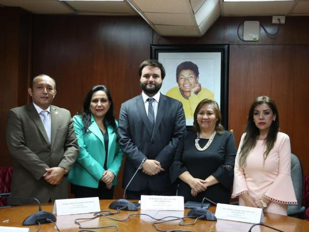 Save the Children y Unicef apoyarán trabajo de Comisión Sodalicio