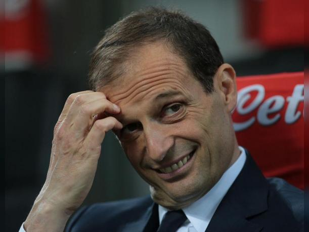 "Massimiliano Allegri ""Le he dicho educadamente que no al Real Madrid"""