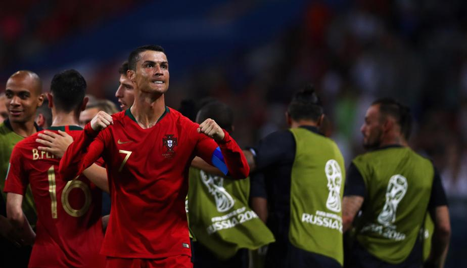 Cristiano Ronaldo – Portugal. | Foto: Getty