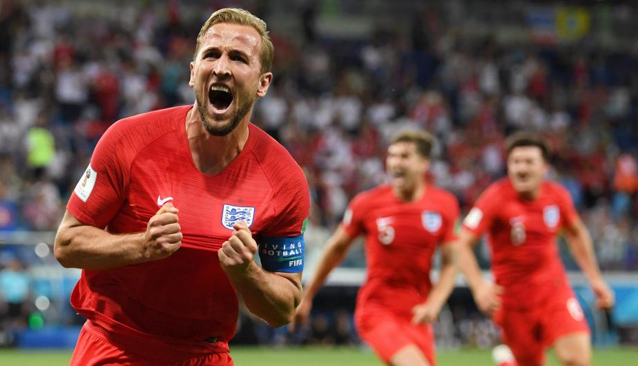 Harry Kane (Inglaterra) – 5 goles. | Foto: Getty