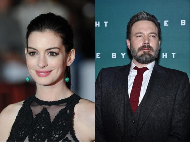 Ben Affleck protagonizará con Anne Hathaway The Last Thing He Wanted