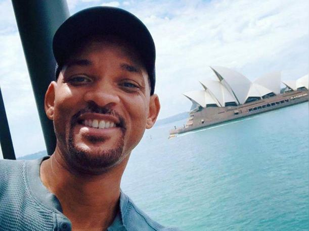 YouTube Will Smith celebrará sus 50 años cumpliendo reto de altura