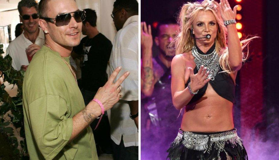 Continúa la batalla legal entre Britney Spears y Kevin Federline. (Fotos: AFP)