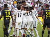 Real Madrid derrota a la Juventus 3-1 por la International Champions Cup
