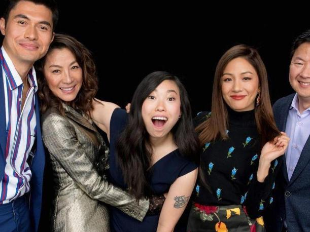 Crazy Rich Asians Warner Bros. ya trabaja en la segunda parte de la película