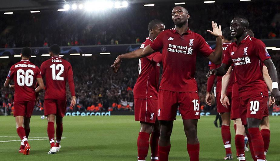 Liverpool derrotó 3-2 a PSg por el Grupo C de la Champions League | Foto: Getty Images