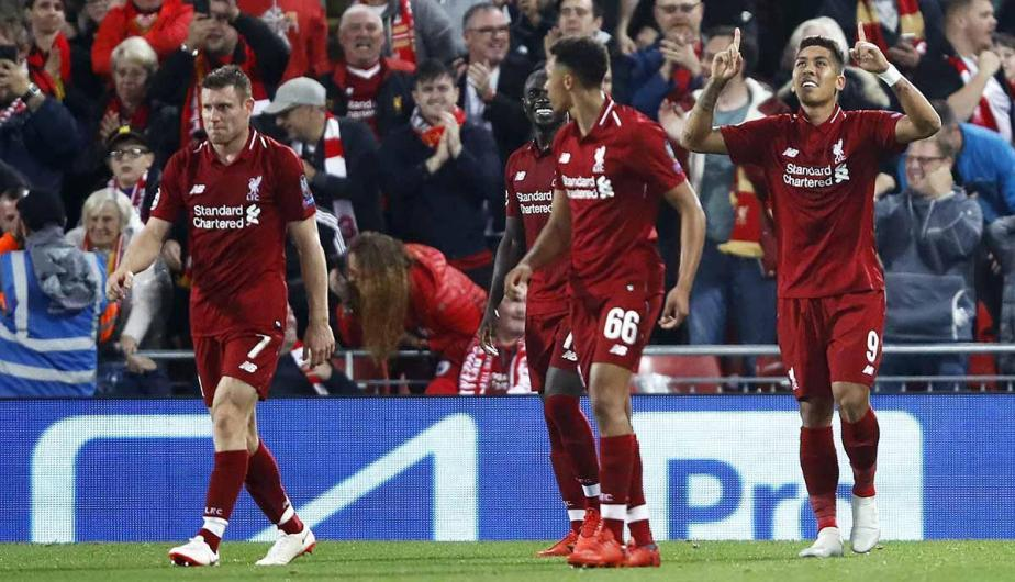 Liverpool venció 2-3 al PSG por la Champions League | Foto: Getty Images