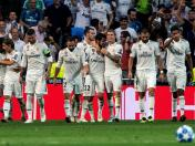 Real Madrid goleó 3-0 a la Roma por la Champions League