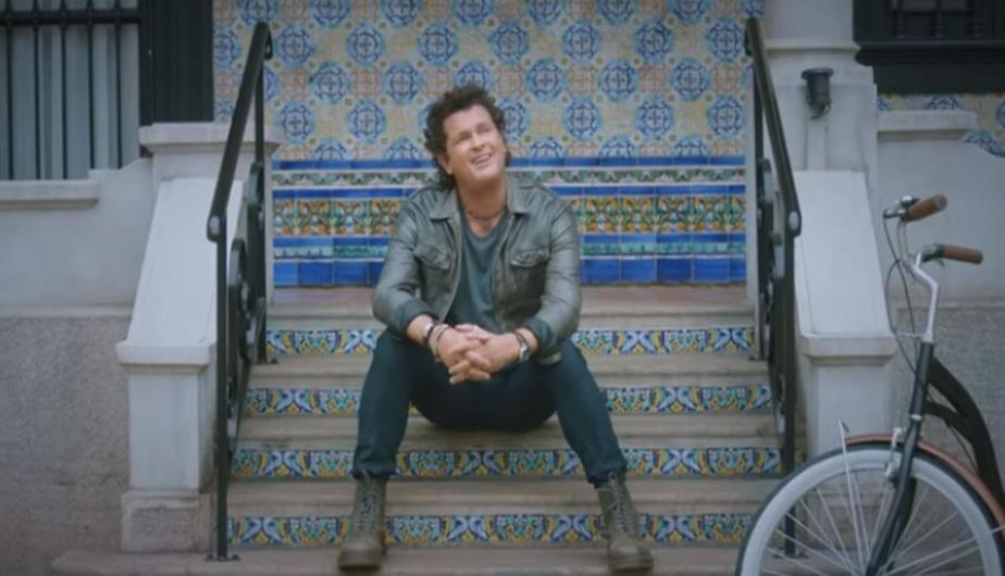 Carlos Vives estrenó video donde se ve las calles de Lima. (Foto: Captura de video)