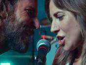Lady Gaga estrenó el video de 'Shallow,' que interpreta junto a Bradley Cooper