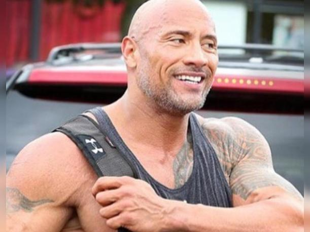 Dwayne The Rock Johnson protagonizará una película de acción para Netflix