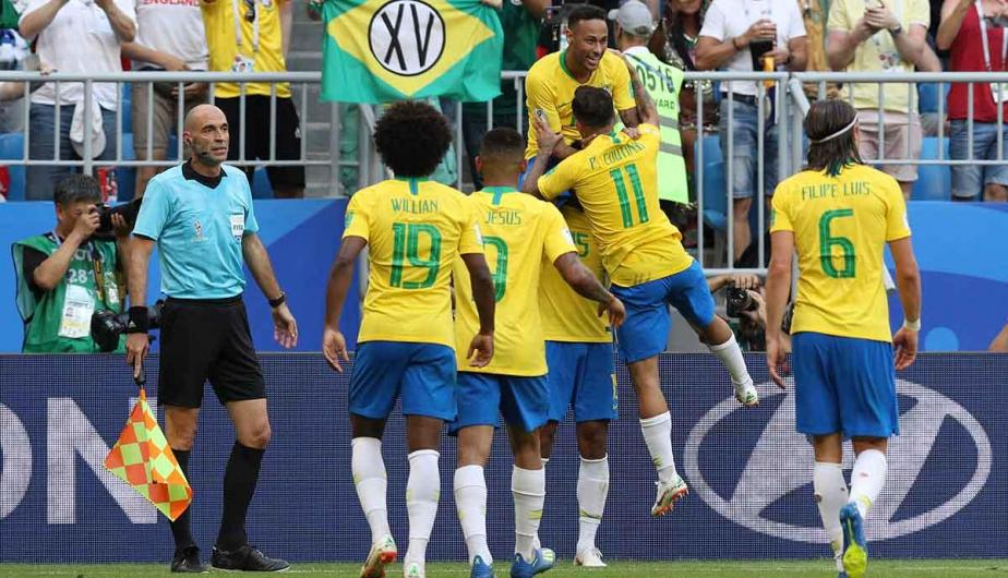 Brasil y Arabia Saudita jugarán amistoso internacional | Fotos: Getty Images