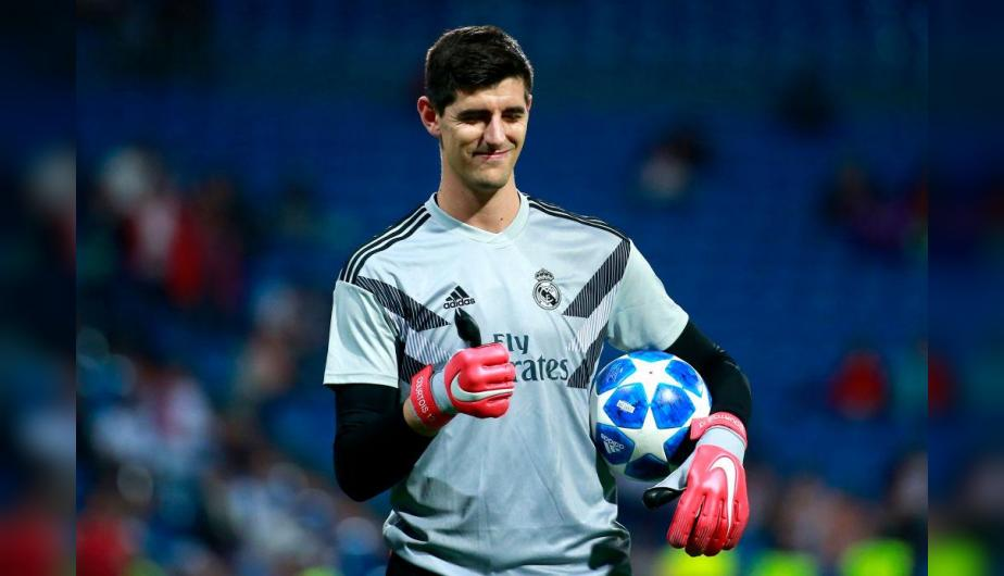 Thibaut Courtois – Real Madrid. | Foto: Getty