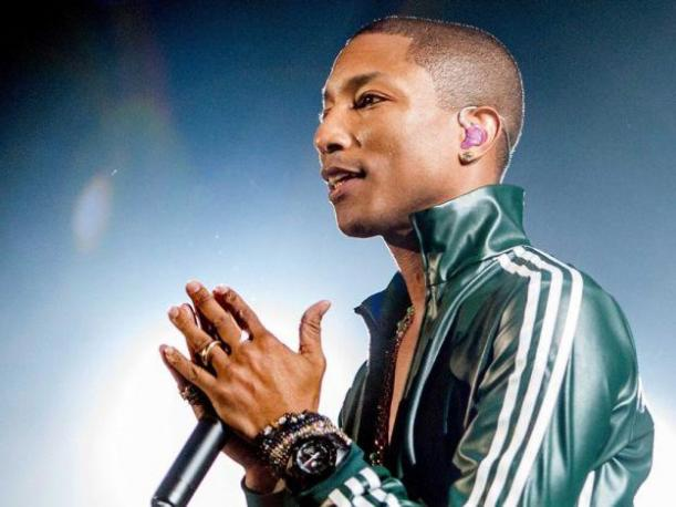 Pharrell Williams amenaza con denunciar a Trump por usar su canción Happy tras tiroteo