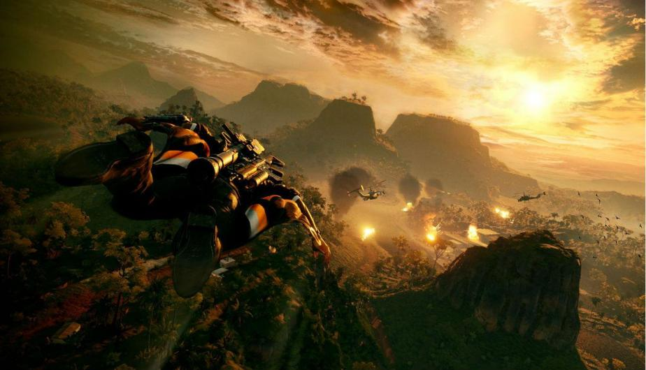 Just Cause 4, lo nuevo de Square Enix y Avalanche Studios para PS4, Xbox One y PC vía Steam. (Fotos: Difusión)