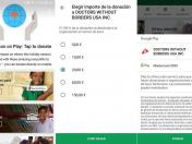 Ya puedes donar a causas benéficas desde Google Play Store
