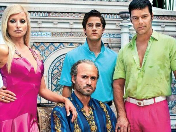 Globos de Oro The Assassination of Gianni Versace American Crime Story ganó a Mejor serie limitada