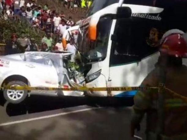Universitario expresó condolencias por muerte de cinco menores en accidente vehicular
