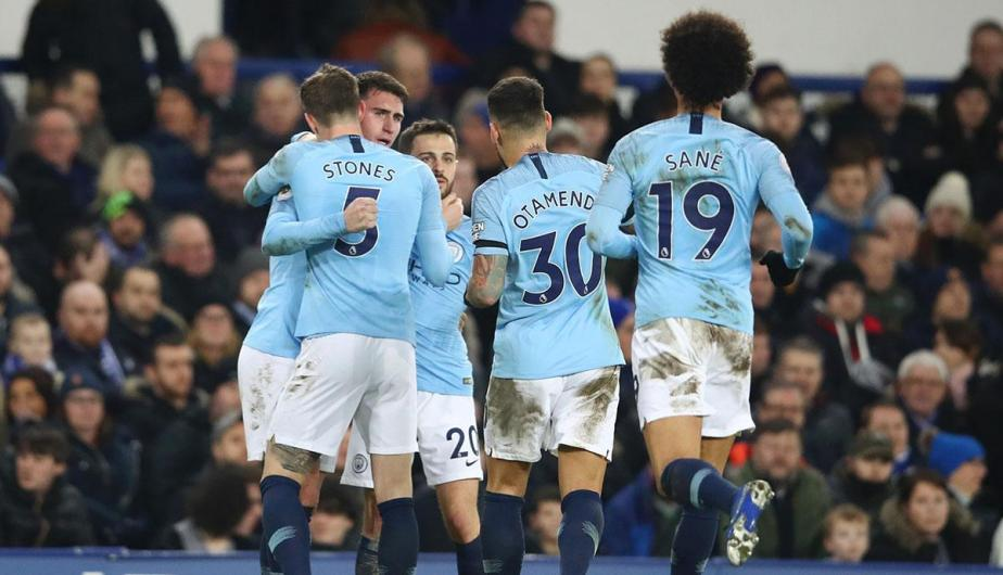 Manchester City vence 1-0 a Everton por la fecha 27 de la Premier League | Fotos: Getty Images
