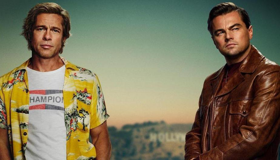 "Brad Pitt y Leonardo DiCaprio dan vida a Cliff Booth y Rick Dalton, personajes principales de ""Once Upon a Time in Hollywood"". (Foto: @onceinhollywood)"
