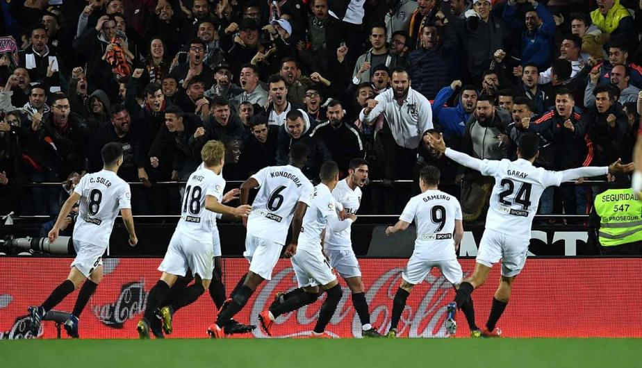 Real Madrid cae por 2-1 ante Valencia por LaLiga Santander | Foto: Getty Images