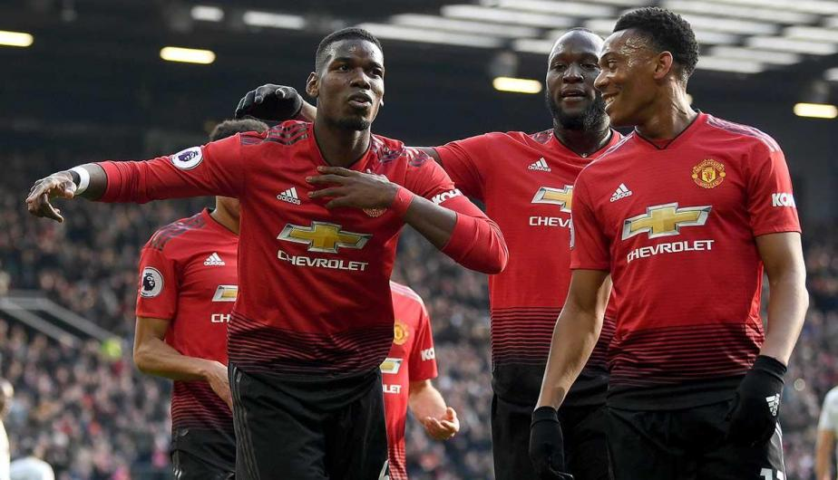 Manchester United derrotó 2-1 a WestHam en la fecha 34 de la Premier League | Foto: Getty Images