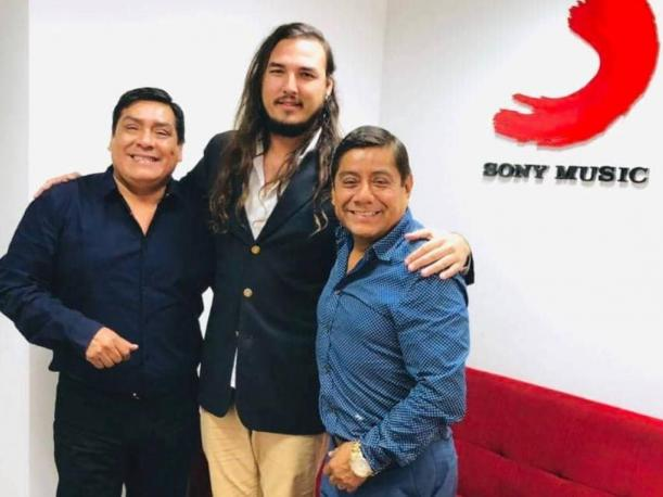 Los Hermanos Yaipén firman una alianza con Sony Music Perú a través de The Orchard