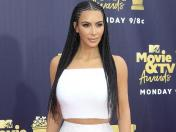 Kim Kardashian comparte tierno video dirigido por su hija North West