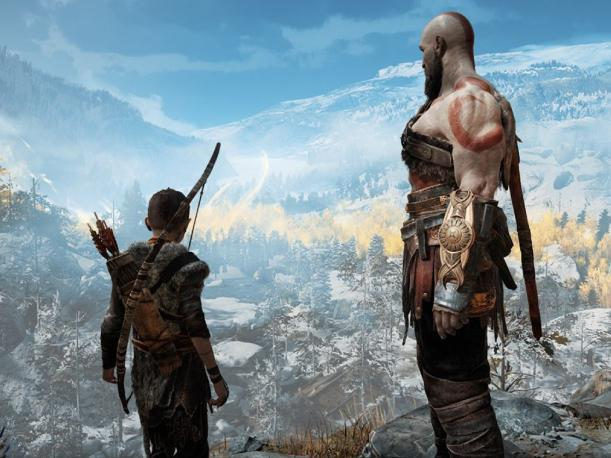 God of War Ragnarok podría jugarse en PlayStation 4