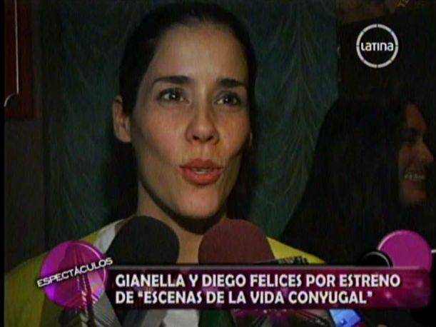 Gianella Neyra descarta estar embarazada