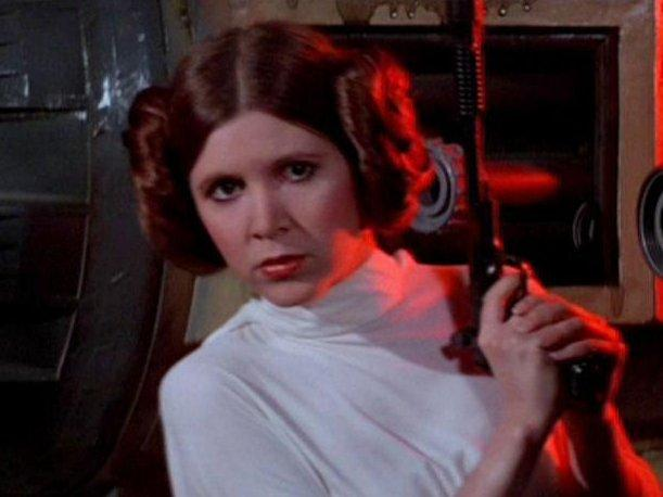 Star Wars: Confirman que Carrie Fisher volverá a ser la Princesa Leia en el episodio VII