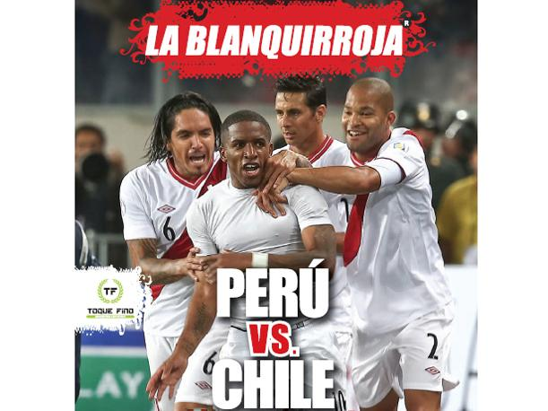 Perú vs. Chile: Descarga