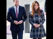 Kate Middleton nerviosa ante la posibilidad de que el Príncipe William no llegue al parto