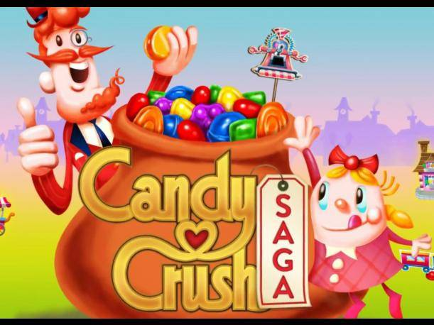 Chiste: Candy Crush