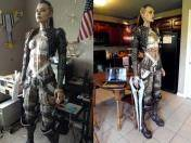 De locura: Figura de papel de Jack de Mass Effect 2 (VIDEO)
